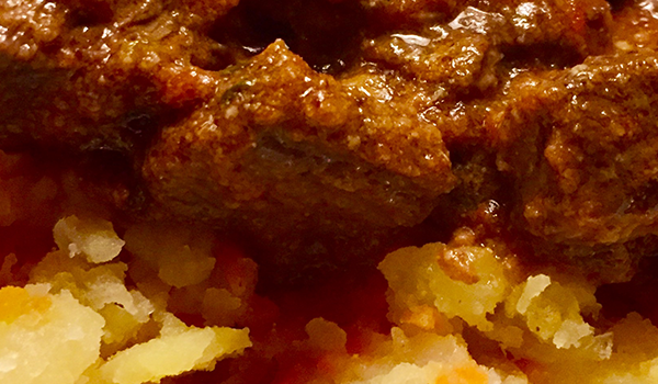 Hutspot met suddervlees